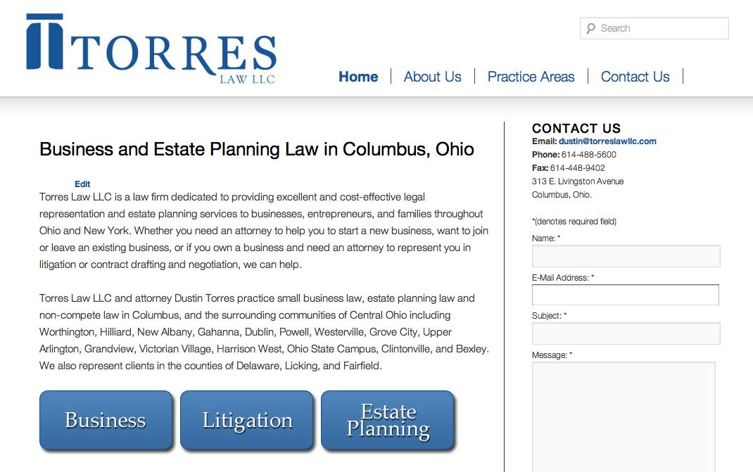 Torres Law LLC
