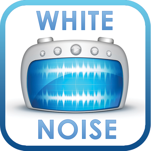 White Noise Sound Machine iPhone App